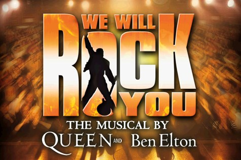 We Will Rock You, Birmingham Hippodrome